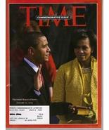 Two 2009 Time Magazines - Barack Obama - Commemorative and Inauguration ... - $14.95