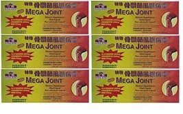 Mega Joint Dietary Supplement Liquid Glucosamine and Chondroitin (6) - $65.33