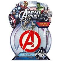 Marvel Advengers Logo Bendable Keychain - $4.89
