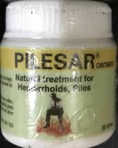 Pilesar  Ointment hemorrhoids Indian remedies haemorrhoids, piles ,const... - $11.47