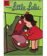 Marge's Little Lulu Comic Book #103, Dell Comics 1957 VERY GOOD+ - $14.98