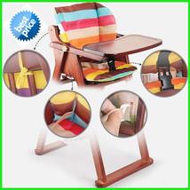 Baby Kids Booster Seats Cushion Pad Mat High chair Cushion Pad Mat Feedi... - $1.99