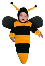 Newborn Lil Bumble Bee Bunting Halloween Costume - $21.00