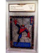 1994 marvel Spider-man suspended animation GMA Graded 10 Gem MINT insert # 10  - $99.99