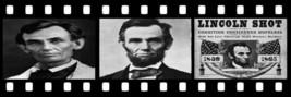 Abraham Lincoln Film Strip Bookmark - $2.95