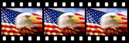American Eagles Film Strip Bookmark - $2.95