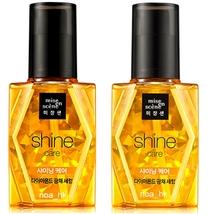 2X Amore Pacific Mise En Scene Hair Shine Care Diamond Serum 70ml  - $30.50