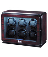 Volta Automatic Roadster Rosewood 6 Watch Winder Box 31-570062 - $1,260.75