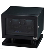 Volta Automatic Double Watch Winder Carbon Fiber Signature Series 31-560020 - $505.75