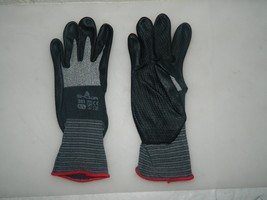 SHOWA Abrasion Resistant Work Gloves 12 Pair Size 8/Large 381-08 - $40.39
