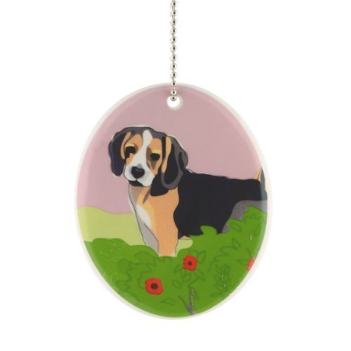 Department 56 Go Dog Beagle Ornament, 3.5-Inch