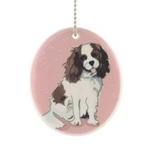 Department 56 Go Dog Cavalier Ornament, 3.5-Inch