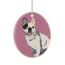 Department 56 Go Dog Bulldog Ornament, 3.5-Inch