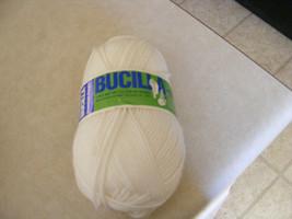 Bucilla Premium acrylic yarn #1 color (5 available) - $1.24