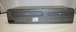 Magnavox Video Cassette Recorder/DVD Player MWD2206 - Parts or Repair Only - $19.79