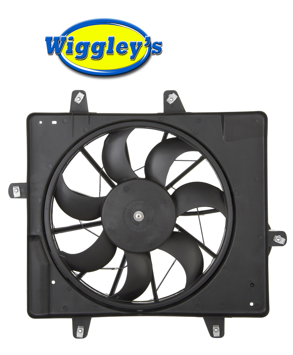 RADIATOR A/C COOLING FAN CH3115118 FOR 01 02 03 04 05 06 07 08 PT CRUISER