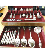 ELOQUENCE BY LUNT STERLING SILVER SERVICE SET O... - $2,969.01