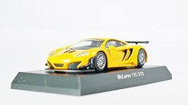 Original Kyosho 1/64 MiniCar Collection McLaren Model E 12C GT3 Orange (... - $44.99
