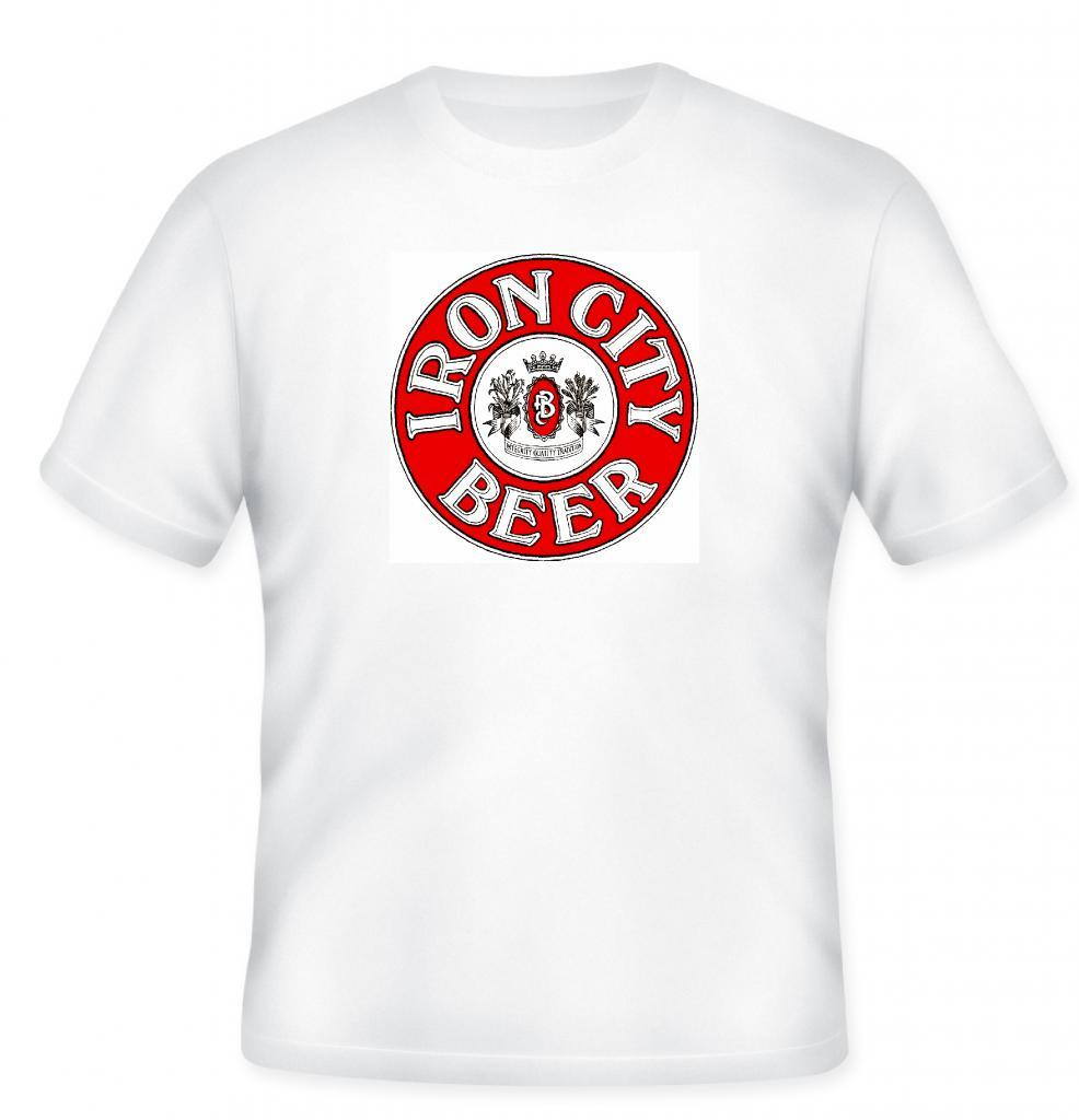 Iron City Beer T Shirt S M L XL 2XL 3XL 4XL 5XL