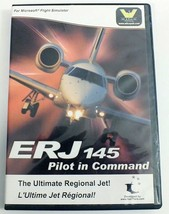 ERJ 145 Pilot In Command for Microsoft Flight Simulator 2004 (PC) - $9.49
