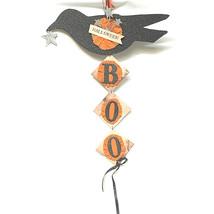 Bethany Lowe Dee Foust Halloween Crow Ornament Retired - $47.52