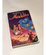 Aladdin [VHS] - Walt Disney's Black Diamond Classic - $38.69