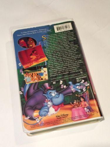 Aladdin [VHS] - Walt Disney's Black Diamond Classic