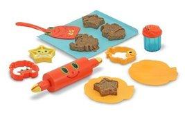 Melissa & Doug Sunny Patch Seaside Sidekicks Sand Cookie Set - $14.60