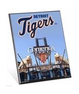 "MLB Detroit Tigers Stadium Premium 8"" x 10"" Solid Wood Easel Sign - $9.95"