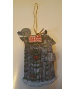 """Larry the Cable Guy """"have a git r done christmas"""" ornament - $1.00"""