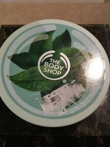 FREE SHIP LARGE THE BODY SHOP FUJI GREEN TEA BO... - $15.83