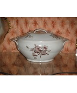 Antique Limoges Large Porcelain Lidded Soup Tureen c.1879 Haviland & Co ... - $74.25
