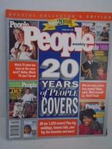 People Weekly 20 Twendy Years of Covers Spring 1994 Magazine Oprah Diana JR - $9.49