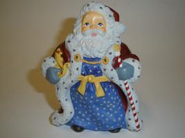 LENOX 1996 Collector's Treasury of Santas Chris... - $13.96
