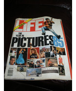 Life Special Issue Year in Pictures 1985 85 January 1986 Madonna Diana P... - $12.19