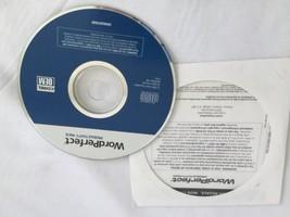 Wordperfect Productivity Pack Software Cd 2003 Corel   Pc - $9.75