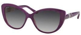 BRAND NEW BVLGARI BV 8151-B 5328/8G PURPLE SUNGLASSES AUTHENTIC FRAMES B... - $163.37