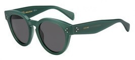 BRAND NEW CELINE 41049 F4G BN SUNGLASSES GREEN FRAMES AUTHENTIC KARDASHI... - $204.77
