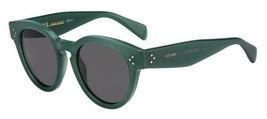 BRAND NEW CELINE 41049 F4G BN SUNGLASSES GREEN FRAMES AUTHENTIC KARDASHI... - £154.56 GBP