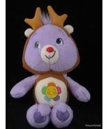 Care Bear Purple Harmony Brown Reindeer Costume Antlers 2007 10 Inch FR SHP - $19.74