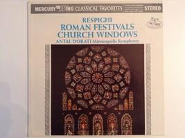 Resigning Roman Festivals Church Dorati Minneapolis LP Records Vinyl Alb... - $27.90