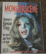 Monsterscene Magazine No.8 1996 Ingrid Pitt Portrait Cover By Basil Gogo BB - $39.60