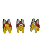 Super Mario Bros. 1989 Set of (3) Red Koopa Paratroopa Toys * Nintendo *... - $4.88
