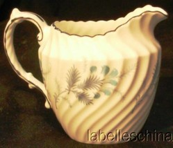 Las Palmas Blue Creamer 8274 Finest Bone China Made in England by Aynsley - $32.62
