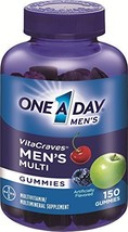 One A Day Men's Vitacraves, 150 Count - $33.48