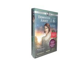 Downton Abbey The Complete Season 6 DVD Box Set 5 Disc Free Shipping - $29.50