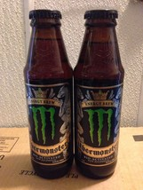 Monster Energy Ubermonster.2(TWO) Sealed Bottle.DISCONTINUED PRODUCT.VER... - $19.79