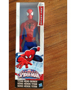 "NEW Marvel Titan Hero Series 12"" ULTIMATE SPIDER-MAN Action Figure - $18.39"