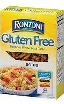 Ronzoni Gluten Free Rotini Pasta (Case of 8) - $56.56