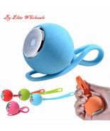 Ball Shaped Portable Sport Dust Proof Waterproof Mini Bluetooth Speaker - $16.98